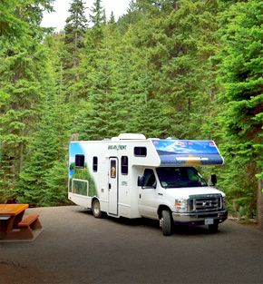 CruiseCanada C19 motorhome holiday
