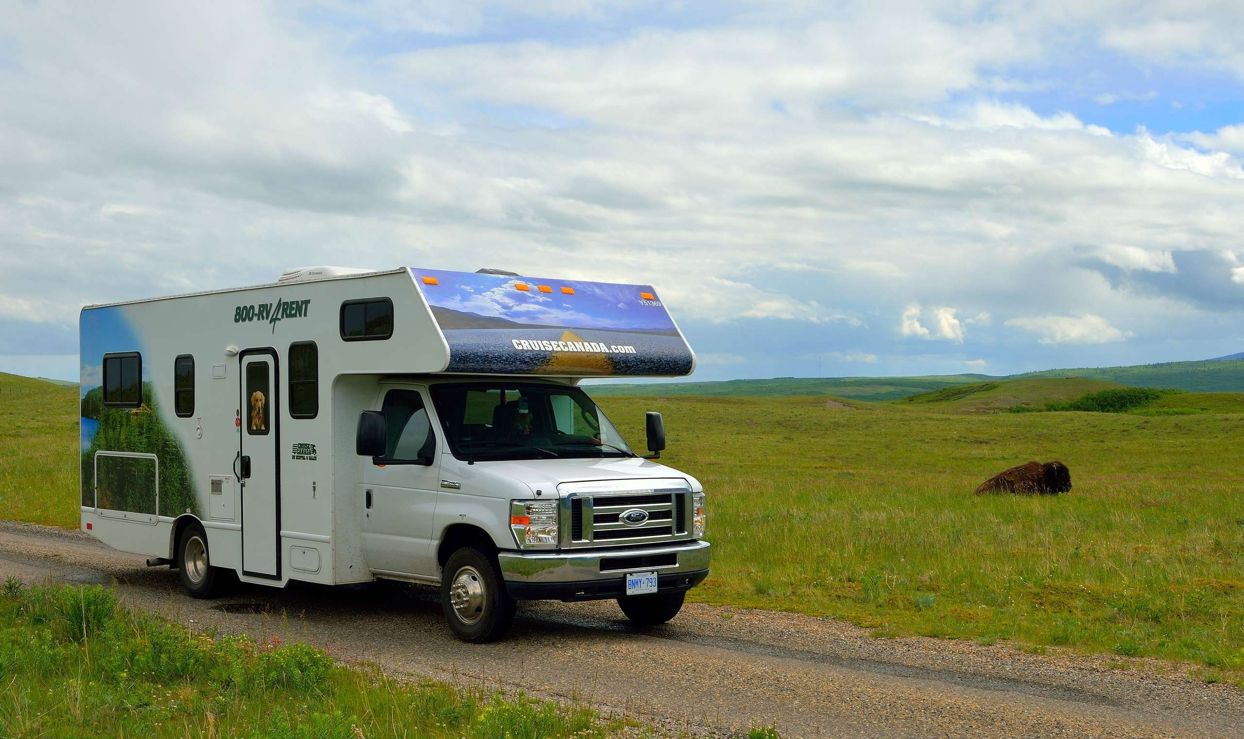 Cruise Canada Standard C25 Rv Hire Canadianaffair Com
