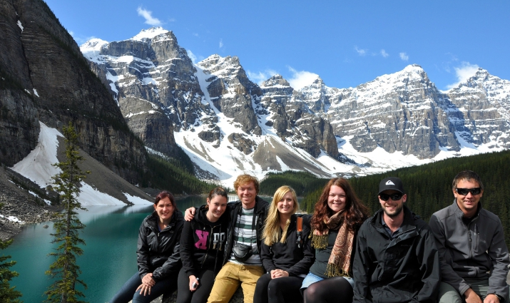 Small Group Adventure Tours in Canada
