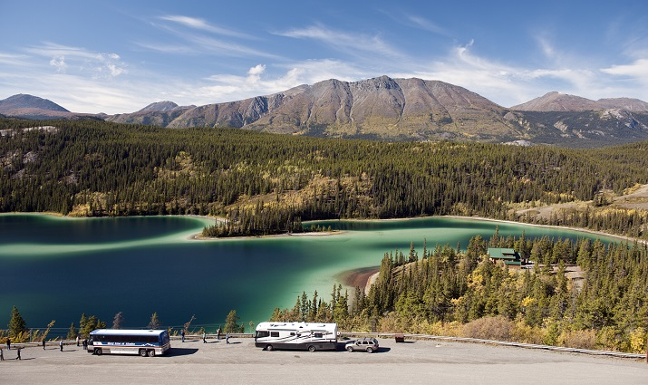 alaksa and yukon fly drive holidays