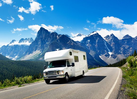 canada motorhome hire holidays