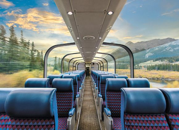 VIA Rail Holidays