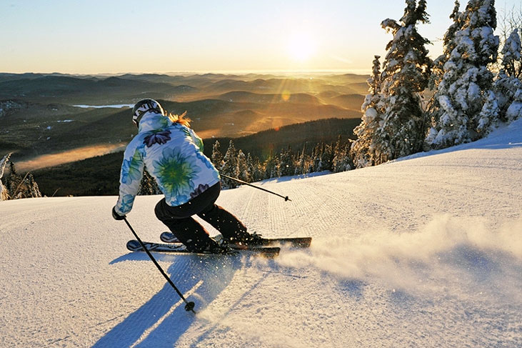 ski holidays in mont tremblant