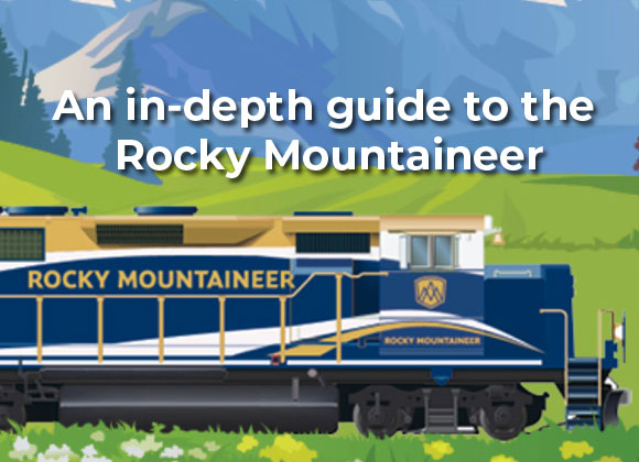 Rocky Mountaineer guide