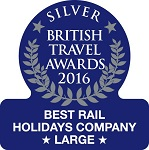 2016 - Silver Best Rail Holidays Company (Large)