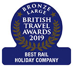 2019 - Bronze Best Holiday Company to Canada (Large)