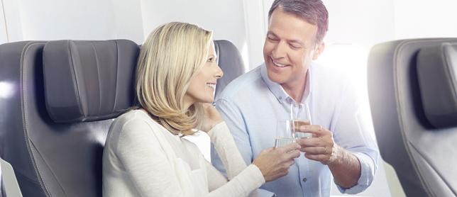Fly in Club Class