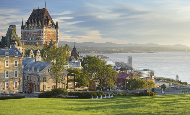 flights to quebec city