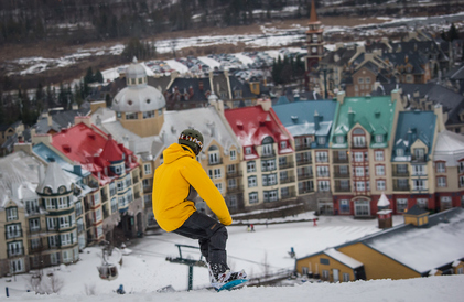 ski runs in tremblant