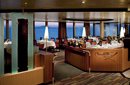 dining on your cruise