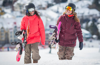 ski tours in mont tremblant