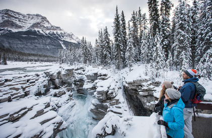 icefields parkway attractions
