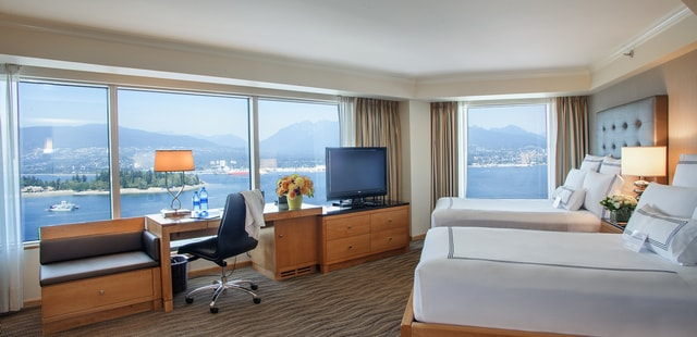 Vancouver Pan Pacific Hotel
