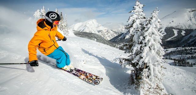 book a ski holiday with Canadian Affair