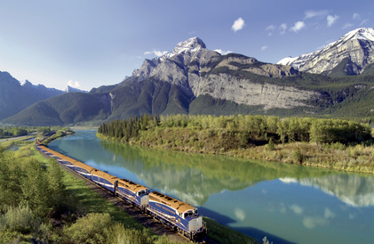 Rocky Mountaineer holiday in Canada