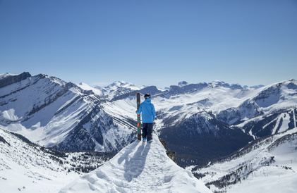 Ski holidays in the Canadian Rockies