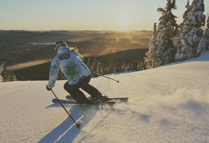 Ski Canada holiday packages