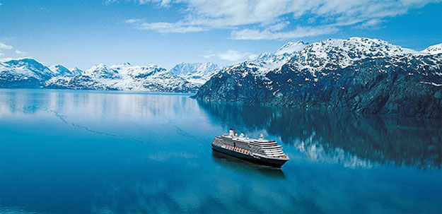 Sail with Holland America Line