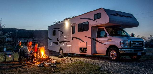 Motorhome & Campervan Hire Canada 2019 & 2020 | Canadian Affair