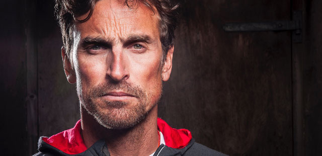 Kenton Cool, world-leading alpine climber