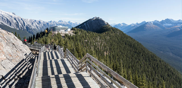 Sulphur Mountain, Banff National Park