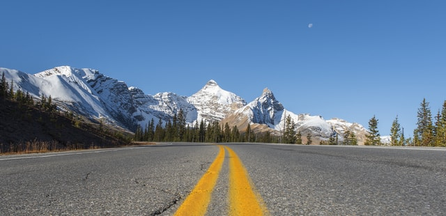 Drive the Canadian Rockies