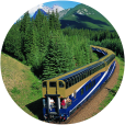 rail and cruise holidays canada