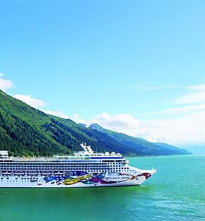 Vancouver and Alaska Cruise with NCL