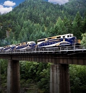rocky mountaineer and alaska holiday