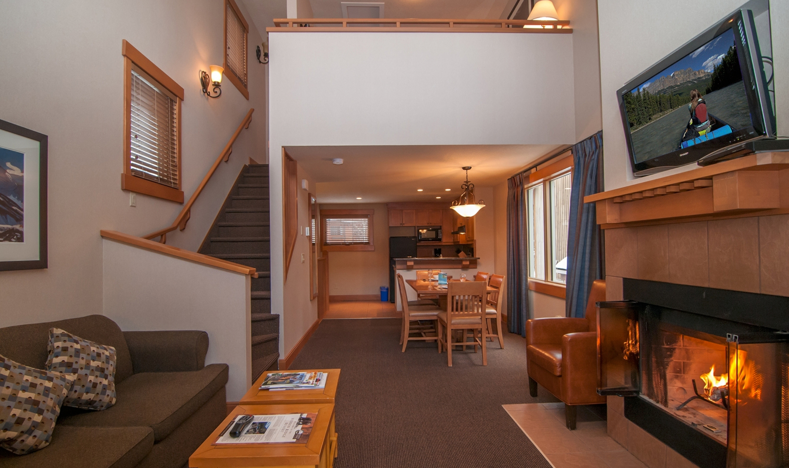 Hidden Ridge Resort Banff Canadian Affair