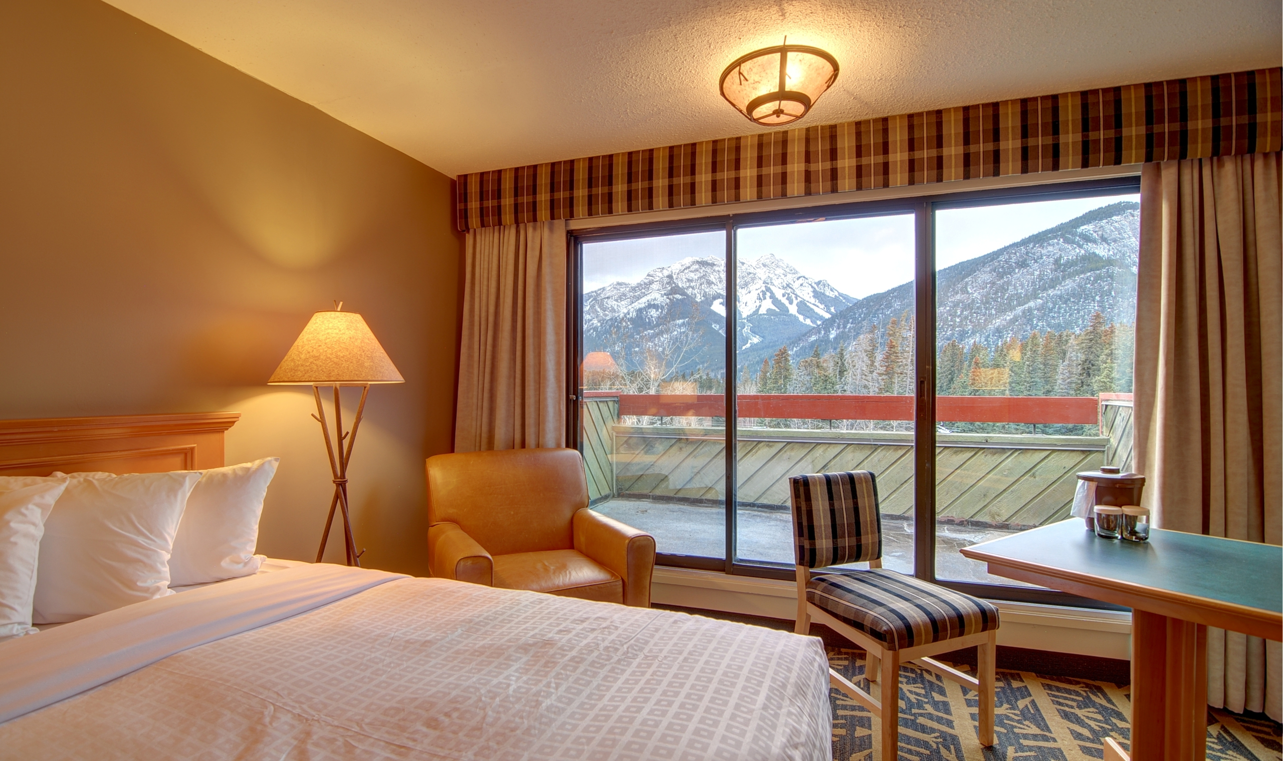 Banff Centre Hotel Rooms
