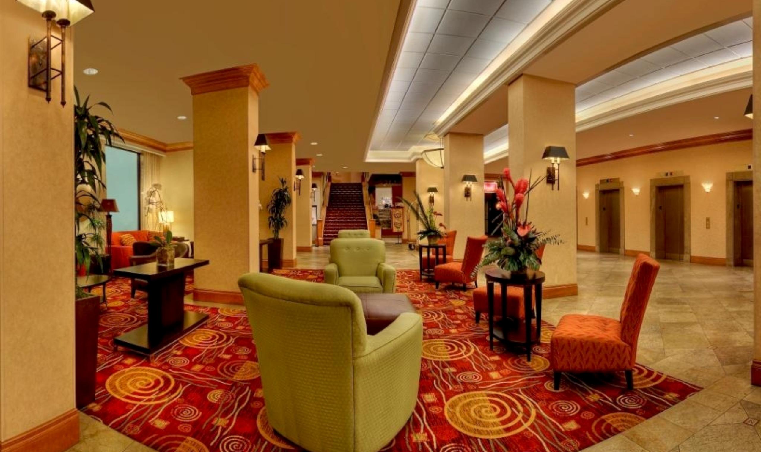 Calgary Marriott Hotel Calgary Canadian Affair