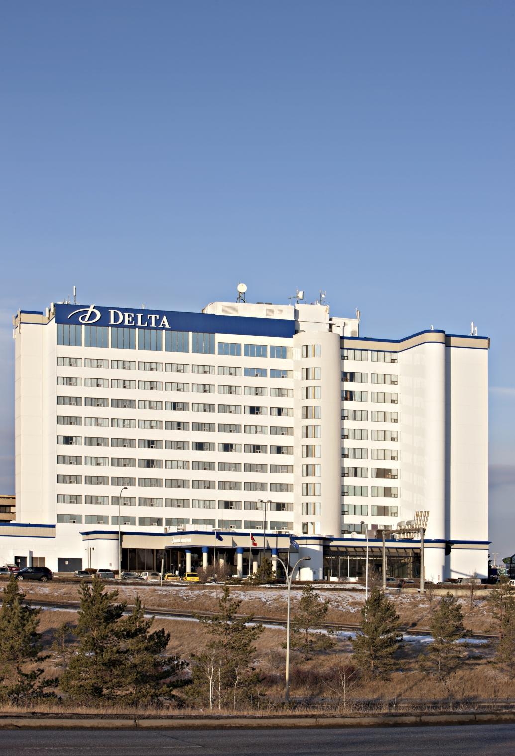 Edmonton: Delta Hotels By Mariott Edmonton South Hotel & Conference