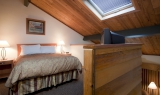 Upper Loft Suite Bedroom