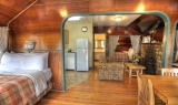 Large Cabin With Two Double Beds