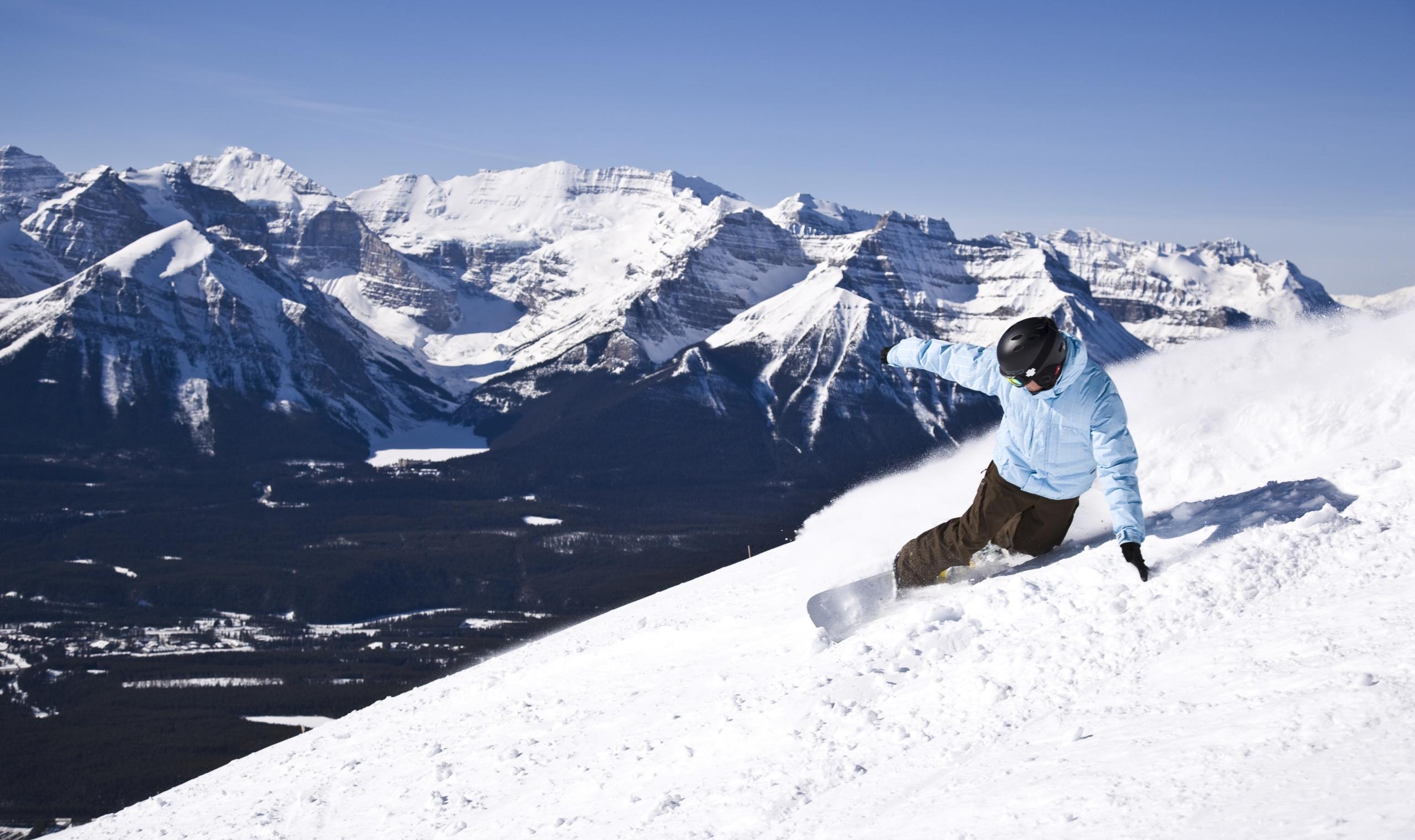 Lake Louise Ski Resort Amp Holidays 2018 Amp 2019 Canadian
