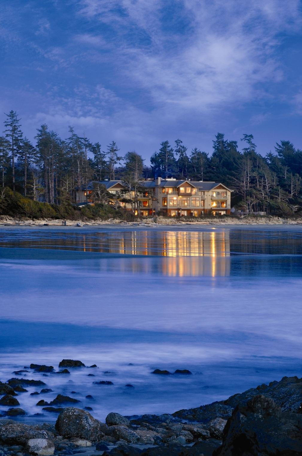 Long Beach Lodge Resort Tofino Canadian Affair