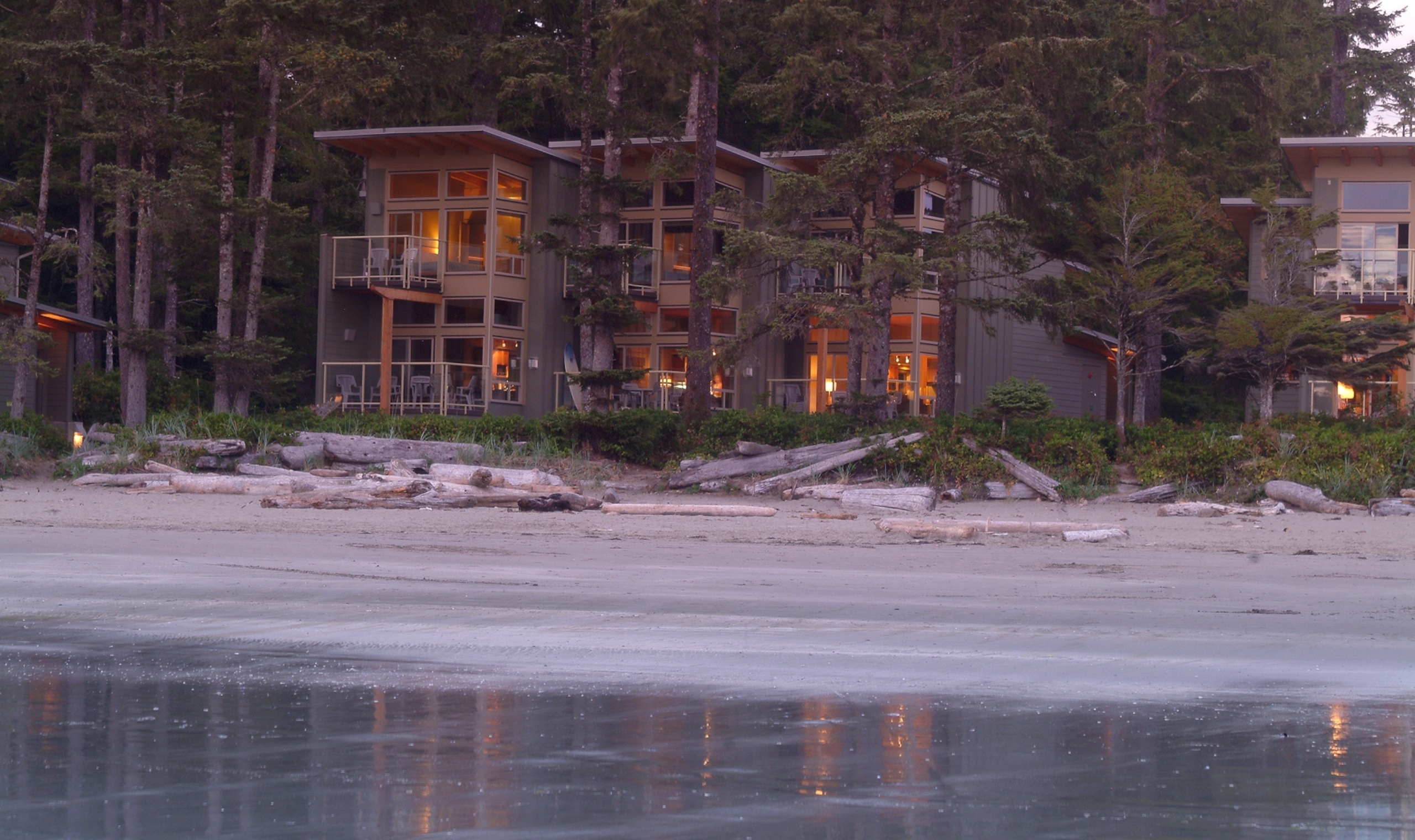 Pacific Sands Beach Resort Tofino Canadian Affair