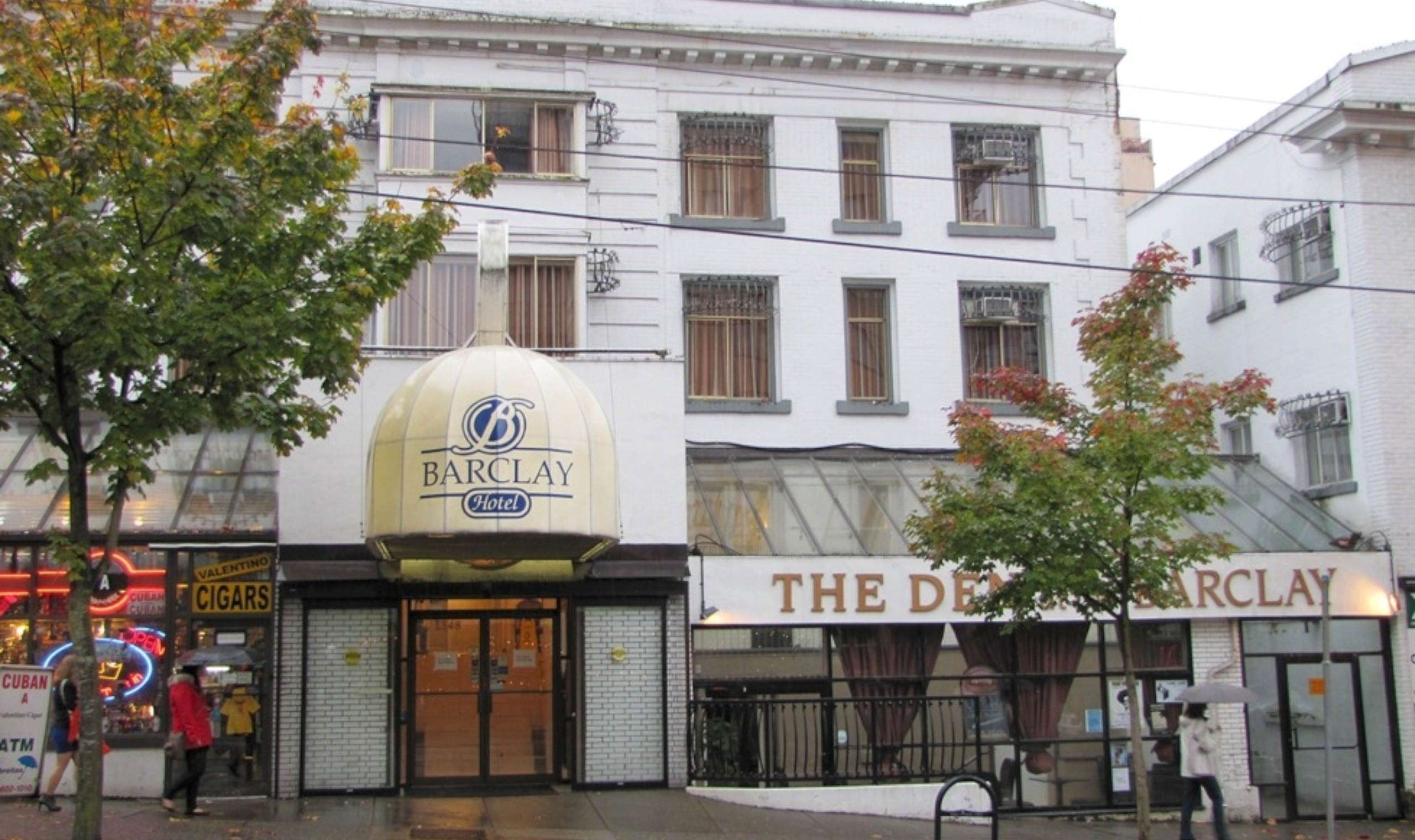 Barclay Hotel Vancouver