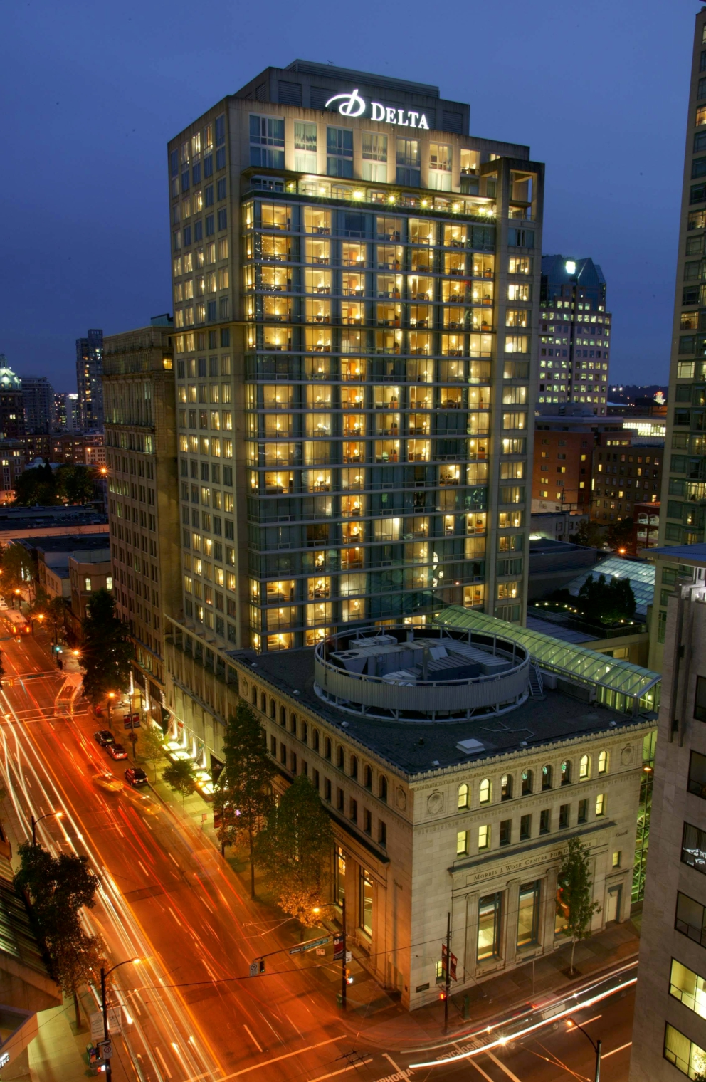Delta Hotels By Marriott Vancouver Downtown Suites Canada