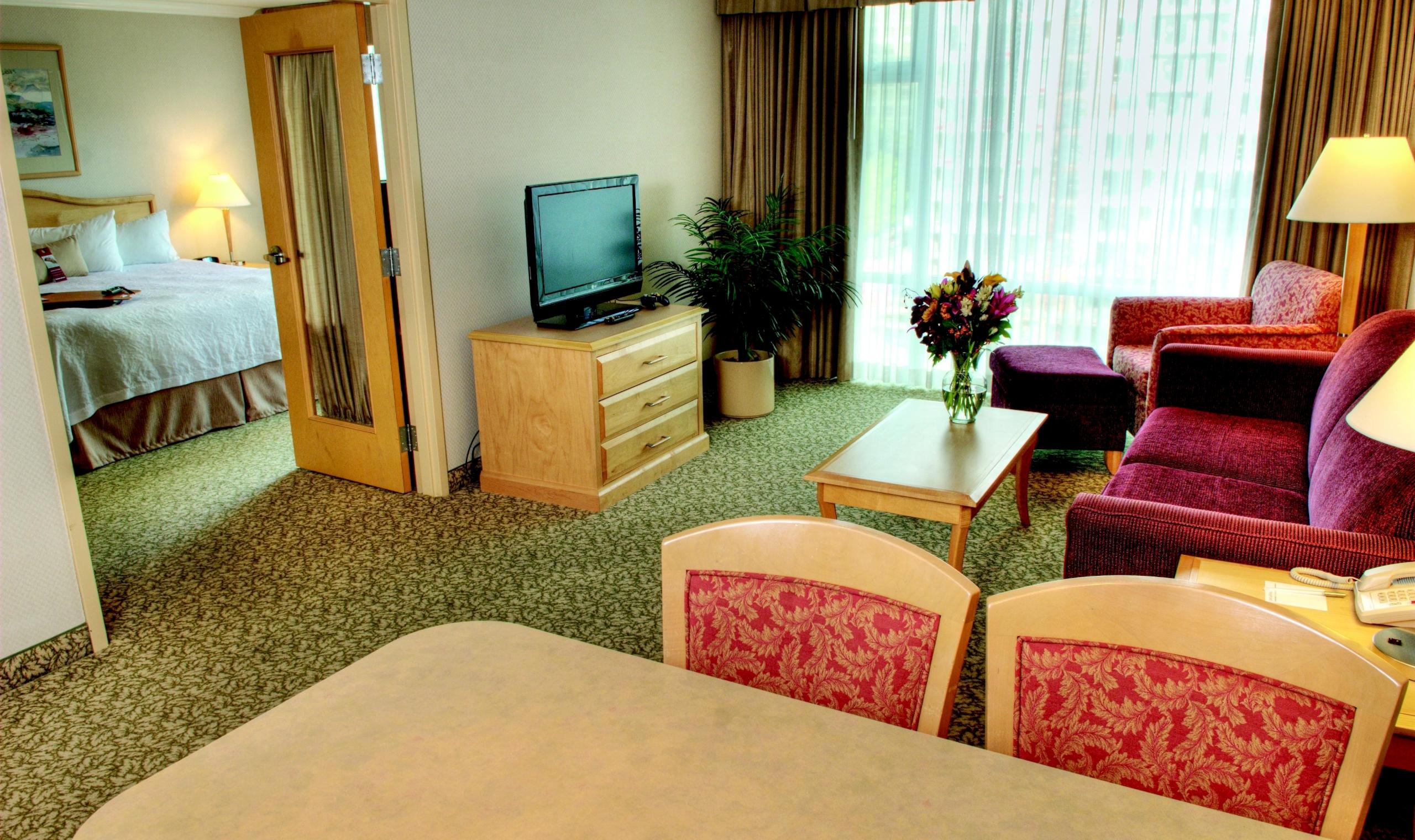 Hampton Inn Amp Suites Downtown Vancouver Vancouver