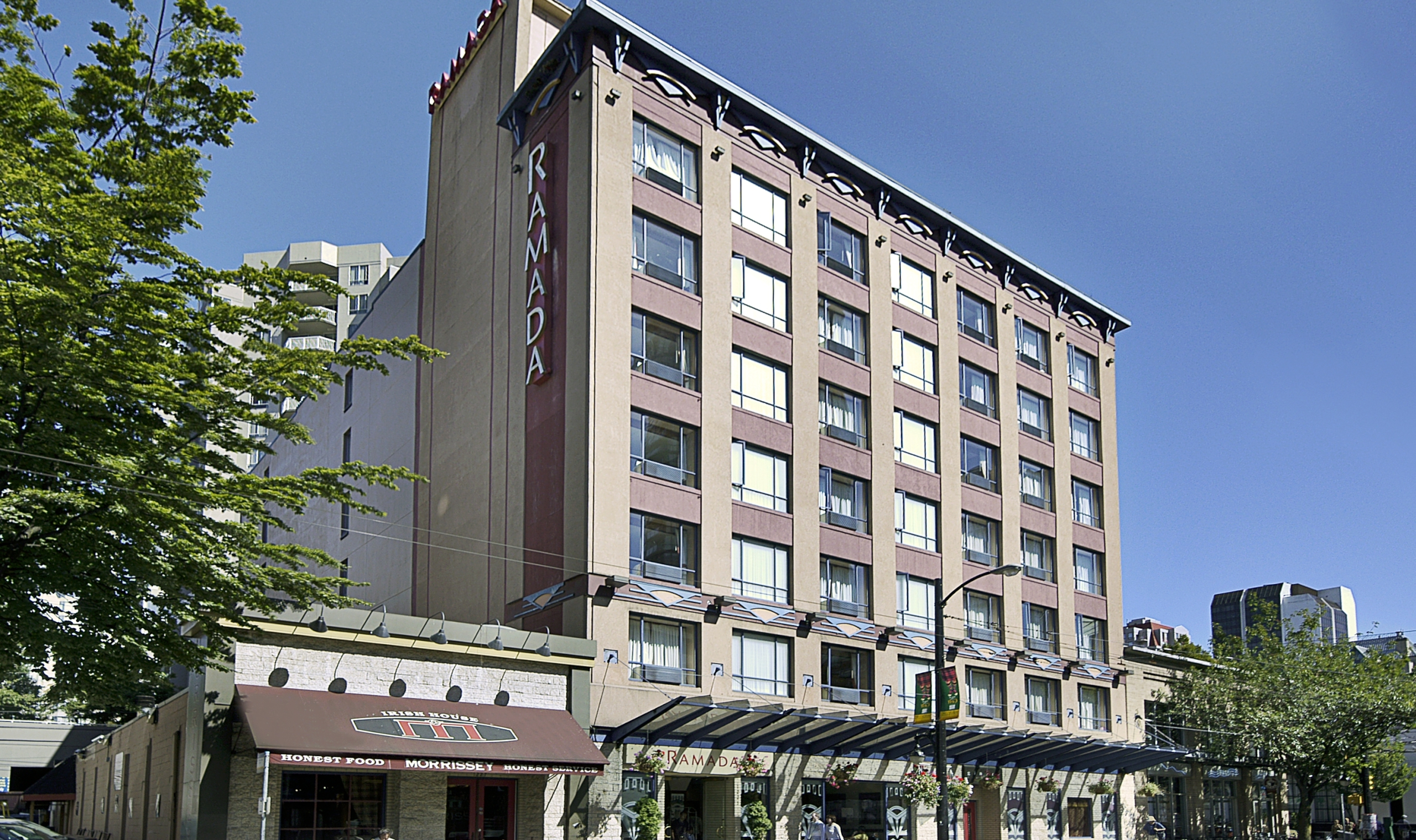 Hotels In Downtown Vancouver With Free Parking