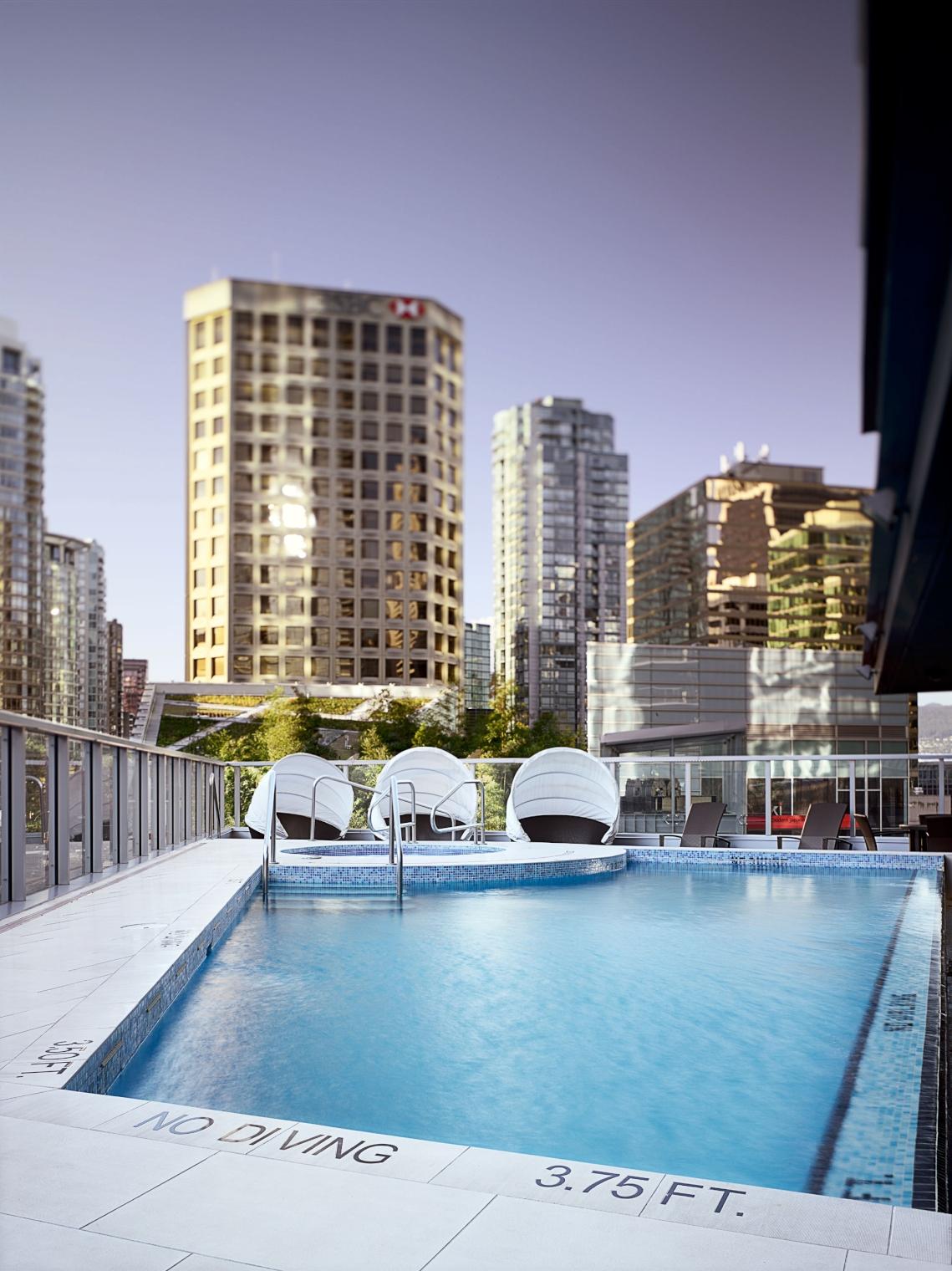 Shangri La Hotel Vancouver Vancouver Canadian Affair