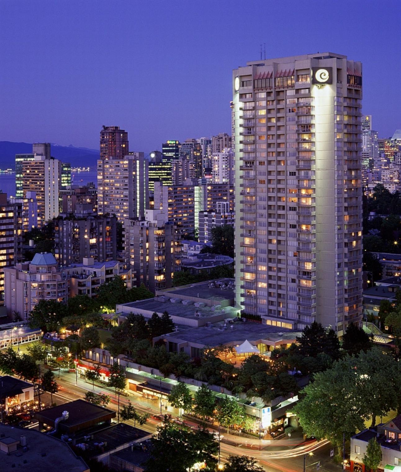 Vancouver Bc Canada: Coast Plaza Suites - Vancouver