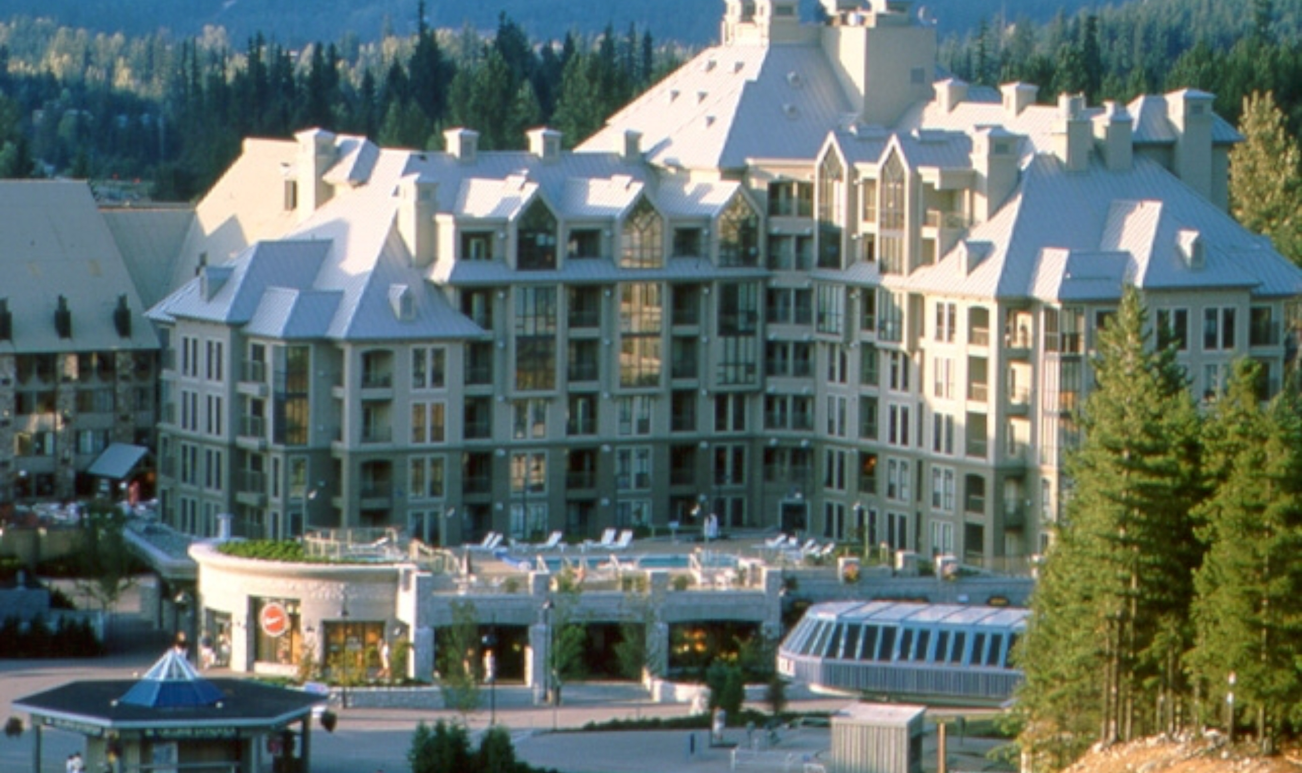 Pan Pacific Hotel Whistler Reviews