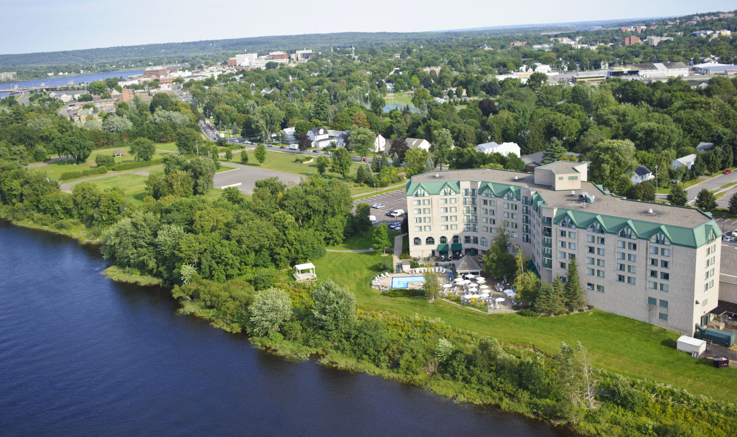 Hotels In Downtown Fredericton New Brunswick