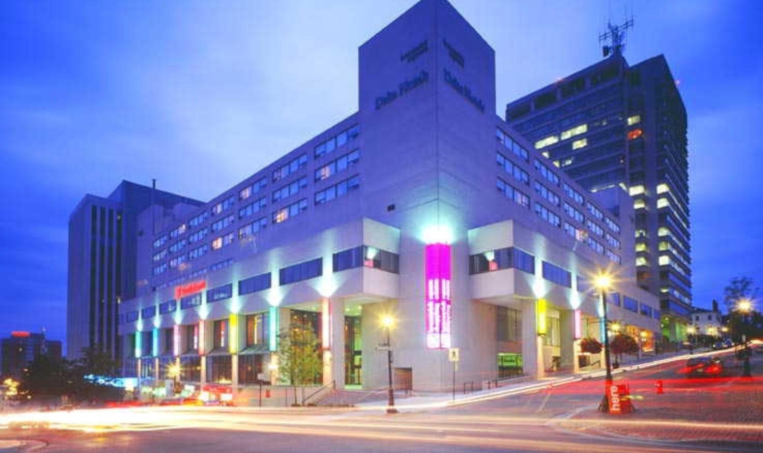Hotel Exterior: Delta Hotels By Marriott Saint John - Canada