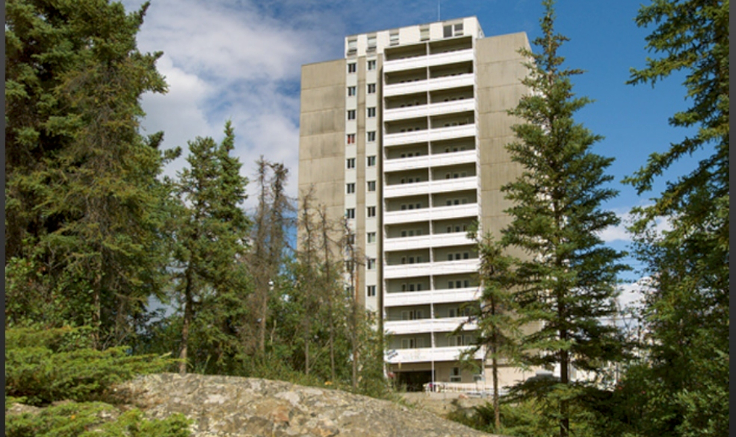 Coast Fraser Tower Yellowknife Canadian Affair