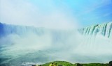 Spray at Niagara Falls