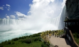 Niagara Falls viewing platform
